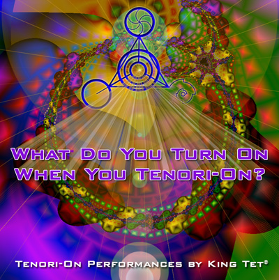 """What do you turn on when you Tenori-On"" Tenori-On performances by King Tet"
